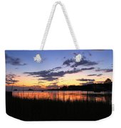 Nature In Connecticut Weekender Tote Bag
