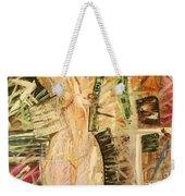 Nature In Nude Weekender Tote Bag