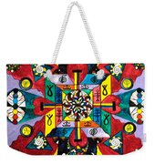 Nature Of Healing Weekender Tote Bag