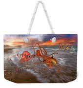 Nature Of The Game Weekender Tote Bag