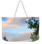 Nature Palette Weekender Tote Bag