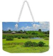 Nature Paradise Weekender Tote Bag