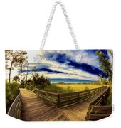 Nature Preserve Weekender Tote Bag