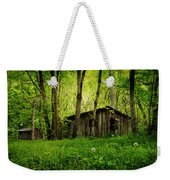 Nature Reclaims Weekender Tote Bag