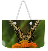 Nature Stain Glass Weekender Tote Bag