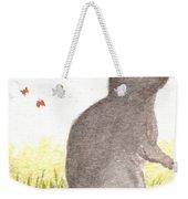 Nature Wild Rabbit Weekender Tote Bag