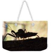 Natures Beast Weekender Tote Bag