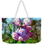 Natures Bells Weekender Tote Bag