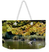 Natures Bliss Weekender Tote Bag
