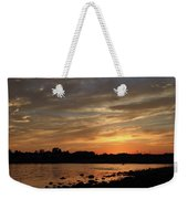 Nature's Created Colors Weekender Tote Bag