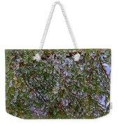 Natures Crystals Weekender Tote Bag
