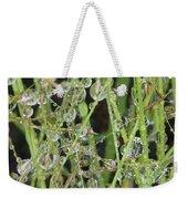 Natures Diamonds Weekender Tote Bag