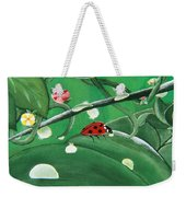 Nature's Drinking Fountain Weekender Tote Bag
