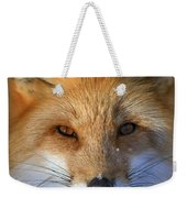 Nature's Eyes Weekender Tote Bag