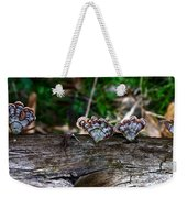 Natures Fantasy Fans Weekender Tote Bag