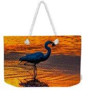 Natures Fisherman Weekender Tote Bag