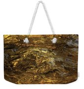Natures Fresh Water Fountain Weekender Tote Bag