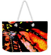 Nature's Gift Weekender Tote Bag