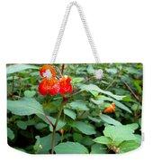 Nature's Jewel Weekender Tote Bag