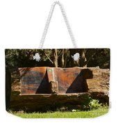 Natures Lounge Weekender Tote Bag