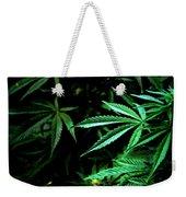 Nature's Medicine Weekender Tote Bag