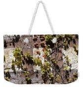 Nature's Mosaic Weekender Tote Bag