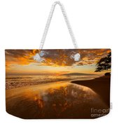 Nature's Painting Weekender Tote Bag