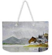 Nature's Painting Weekender Tote Bag