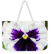 Nature's Purple Angel Weekender Tote Bag