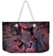 Nature's Rich Tapestry Weekender Tote Bag