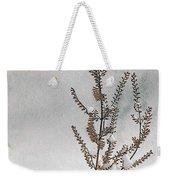 Natures Snow Coat Weekender Tote Bag