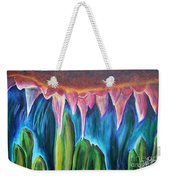 Nature's Soul.. Weekender Tote Bag