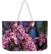 Nature's Stained Glass Weekender Tote Bag