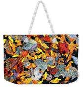 Nature's Tapestry Weekender Tote Bag