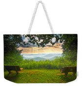 Nature's Theater Weekender Tote Bag