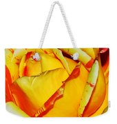 Nature's Vivid Colors Weekender Tote Bag