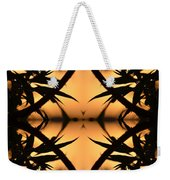 Nature's Window Of Opportunity Weekender Tote Bag