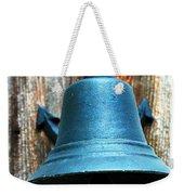 Nautical Bell Weekender Tote Bag