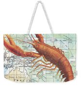 Nautical Journey-i Weekender Tote Bag