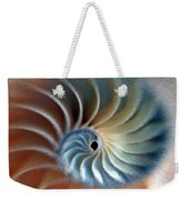 Nautilus Impression Weekender Tote Bag