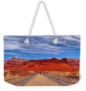 Navajo Bridge Weekender Tote Bag