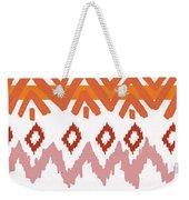 Southwest Pattern IIi Weekender Tote Bag