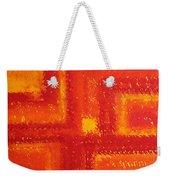 Navajo Rug Original Painting Weekender Tote Bag