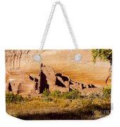 Navajo Ruins Weekender Tote Bag