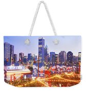 Navy Pier Chicago Il Weekender Tote Bag