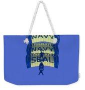 Navy Seal Leap Frogs 3 Vertical Parachutes Weekender Tote Bag