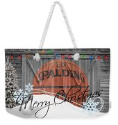 Nba Basketball Weekender Tote Bag