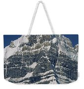 1m3645-ne Face Howse Peak-v Weekender Tote Bag