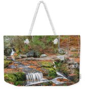 Near And Far Weekender Tote Bag by Bill Wakeley