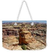 Near And Far Weekender Tote Bag